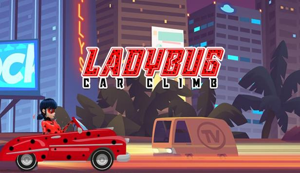Ladybug car climb racing apk screenshot