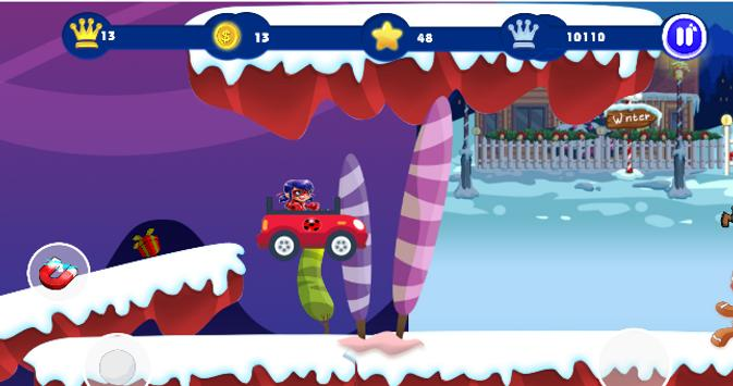 Ladybug Jungle Adventure screenshot 6