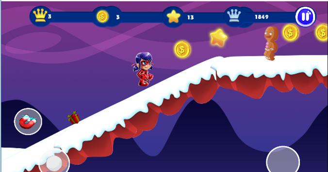 Ladybug Jungle Adventure screenshot 8