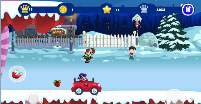 Ladybug Jungle Adventure screenshot 11