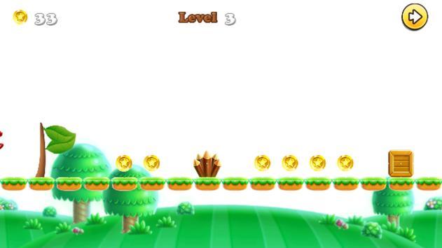 Ladybug Adventure World Run 🐞 apk screenshot