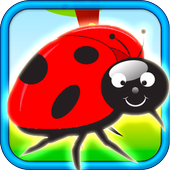 Ladybug Fever Cute Racing Tap icon