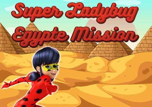 Super Ladybug-Egypt Mission 2 poster