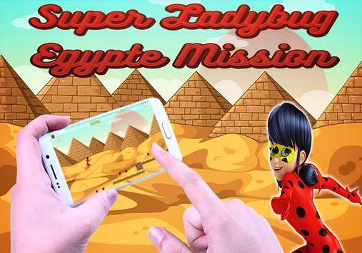 Super Ladybug-Egypt Mission 2 screenshot 2