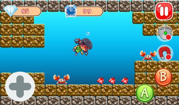 Ladybug Jungle World Of Mario apk screenshot