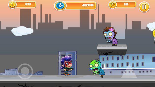 Ladybug Cat Noir Adventure apk screenshot