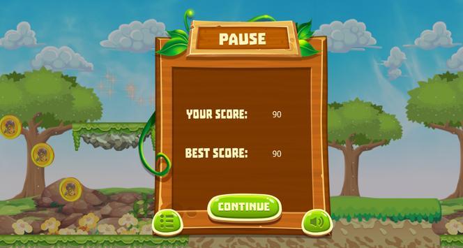 Subway ladybug jungle run apk screenshot