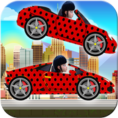 Ladybug Supercars Adventures icon
