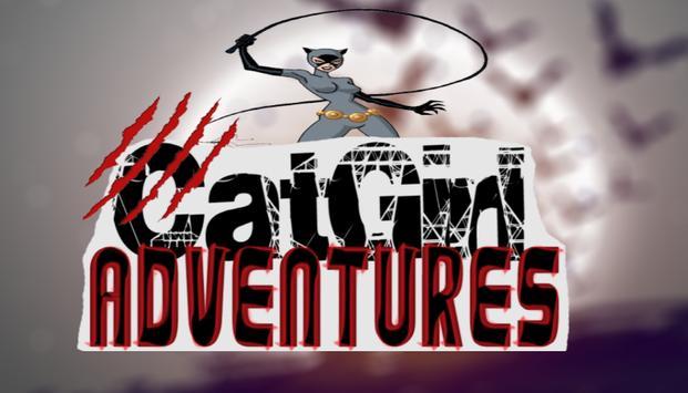 miraculous  ladycat adventure poster