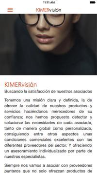 Kimervisión apk screenshot