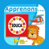 EDUCA APPRENONS FR icon