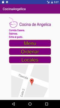 La Cocina de Angelica poster