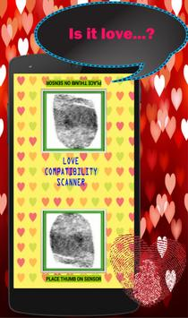 Love Compatibility Scanner poster