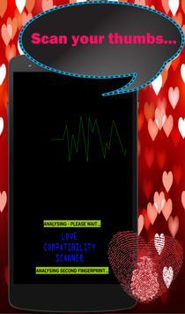 Love Compatibility Scanner apk screenshot