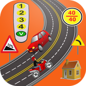 Examen Permis de conduire 07 icon