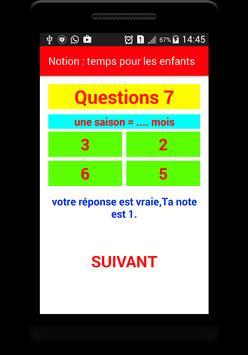 Apprendre l'heure screenshot 5
