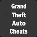All GTA Cheats APK Android