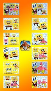 Bubble jigsaw puzzle game apk screenshot