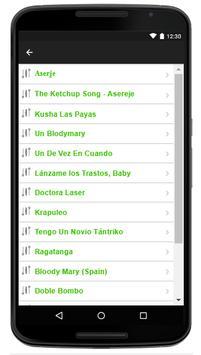 Las Ketchup - Music And Lyrics screenshot 2