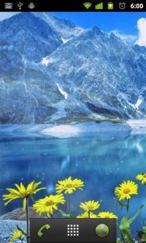 lake live wallpaper apk screenshot