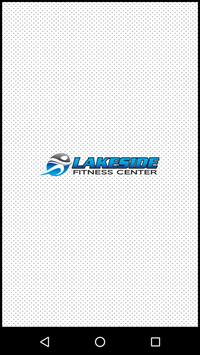 Lakeside Fitness poster