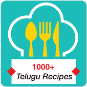 1000 + Telugu Recipes and Tips icon
