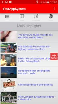 The Starz News screenshot 1