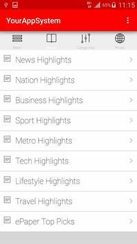 The Starz News screenshot 3