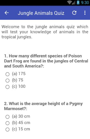 Animals Quizzes for Android - APK Download