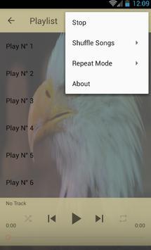 Bald Eagle klinkt screenshot 2