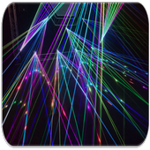 Laser sounds icon