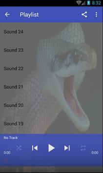 Snake sounds screenshot 1