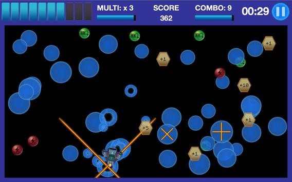 Quantum Reaction apk screenshot