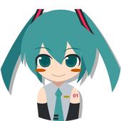 みく秘書(ミクと会話+便利機能セット) icon
