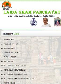 Laida Gram Panchayat poster