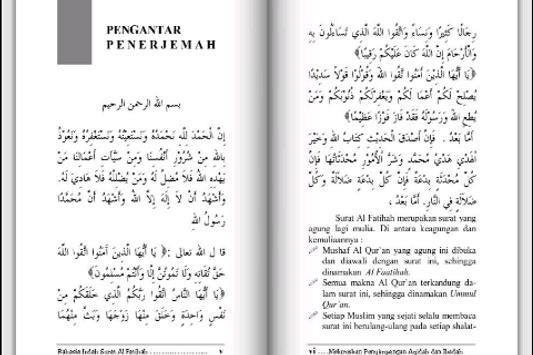 Rahasia Surat Al Fatihah For Android Apk Download