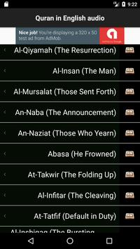 The Holy Quran  English translation screenshot 4