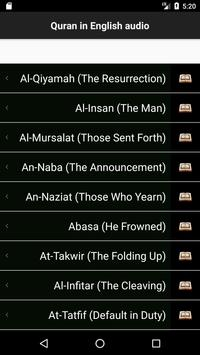 Quran Touch HD with Tafseer and Audio screenshot 5