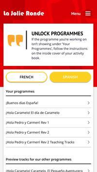 La Jolie Ronde Media Player screenshot 2