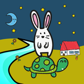 A Little Story - Rabbit&Turtle icon