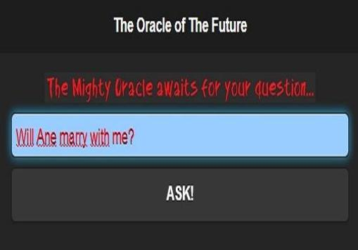 Mighty Oracle Fortune Teller for Android - APK Download