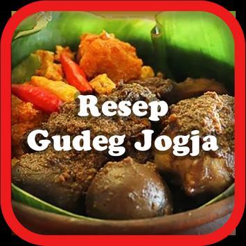 Resep Gudeg Jogja Asli poster