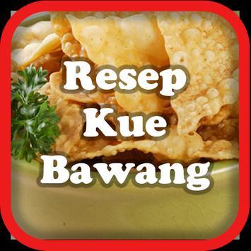 Aneka Resep Kue Bawang poster
