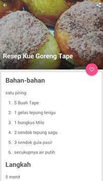 Resep Kue Goreng Terbaru screenshot 2