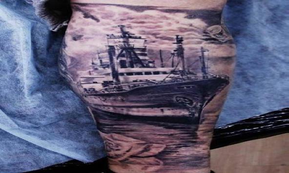 Calf Tattoos apk screenshot
