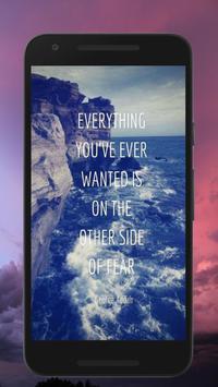 Change Quotes Wallpapers apk screenshot
