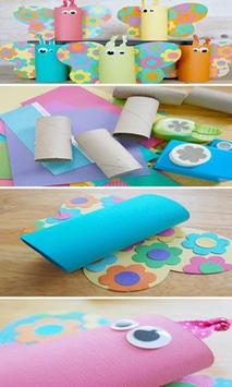 DIY Paper Rolls Ideas apk screenshot