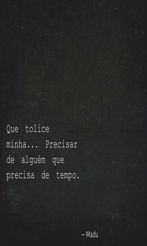 Frases Depressivas Em Português For Android Apk Download