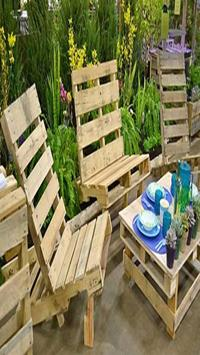 DIY Outdoor Furniture Ideas apk screenshot