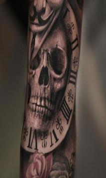 Skull Tattoo Ideas screenshot 11
